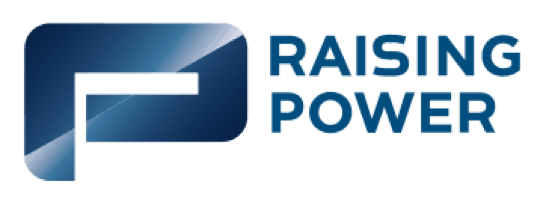 Raisingpower logo